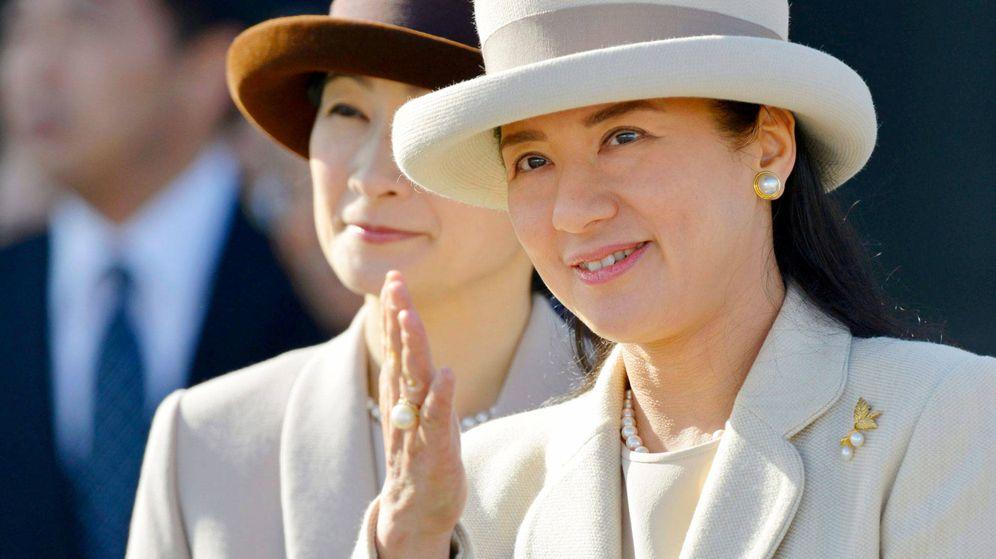 Foto: Masako y Kiko en una imagen de archivo. (EFE)