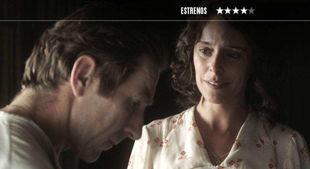 Foto: Antonio de la Torre y Belén Cuesta son Higinio y Rosa en 'La trinchera infinita'. (eOne)