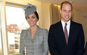 La duquesa de Cambridge reaparece tras más de dos meses