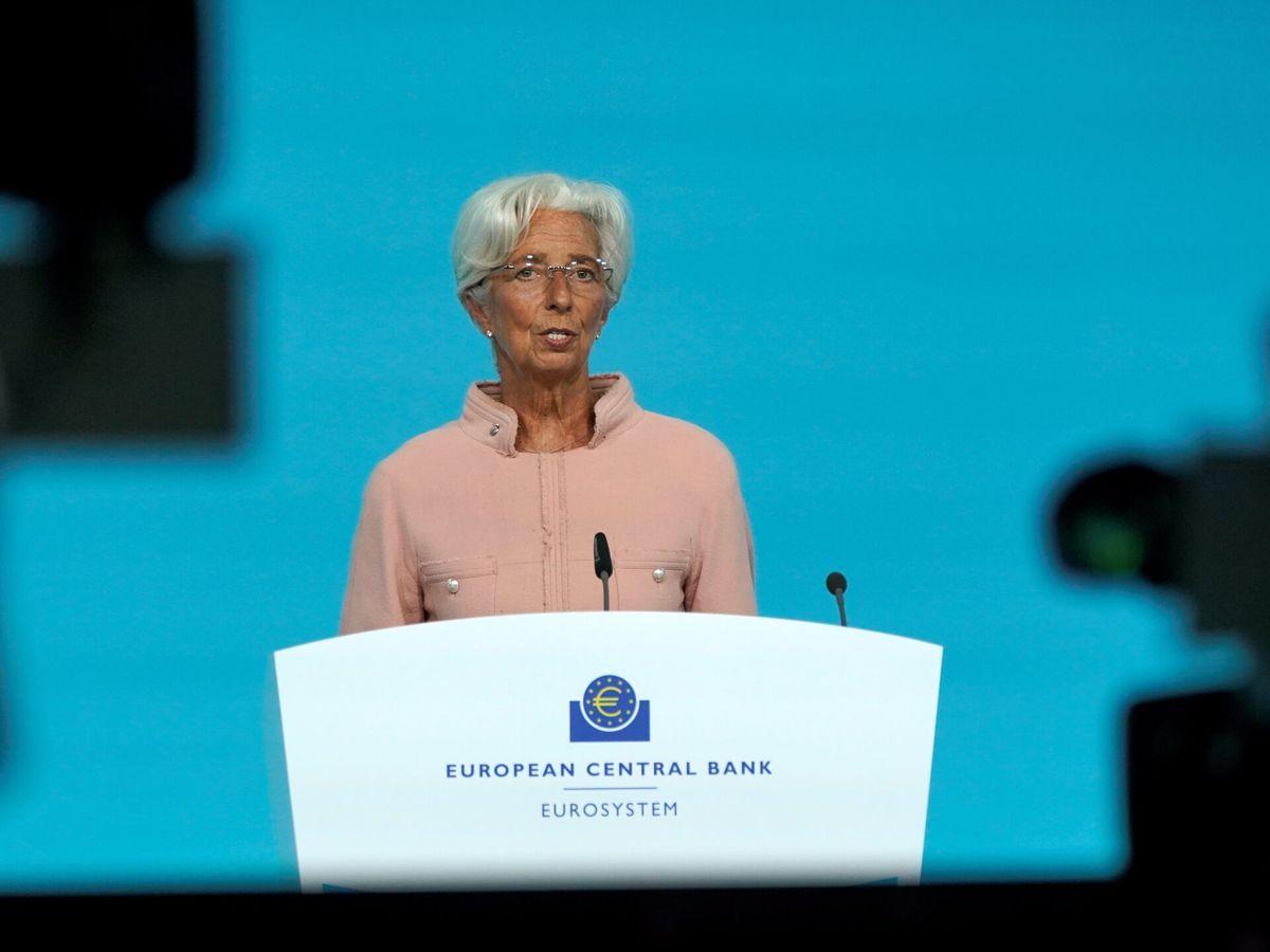 Foto: La presidenta del BCE, Christine Lagarde (Reuters)