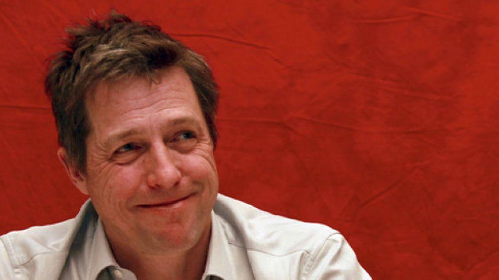 El actor Hugh Grant, padre por segunda vez