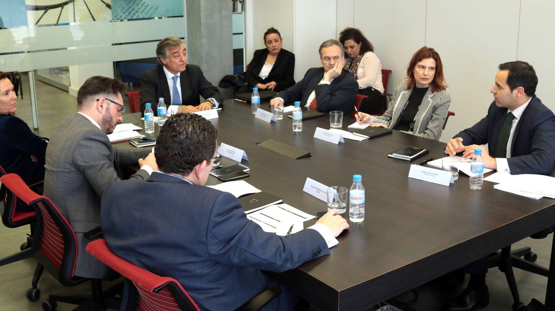 Un momento de la Round Table de Cotizalia.