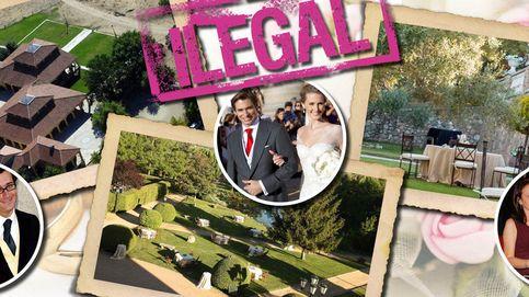 ¿Se casó Ana Aznar en un establo? Estas son las fincas ilegales de bodas de la 'jet'