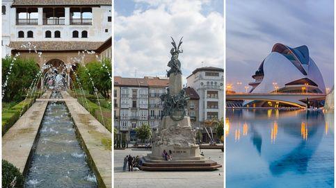 ¿Pasas del coche? Estas son las mejores ciudades de España para recorrer a pie