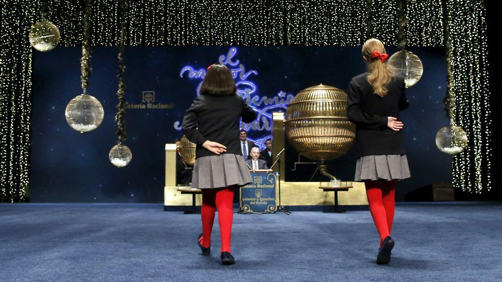 La Lotería de Navidad, de las niñas: este año son mayoría las voces femeninas