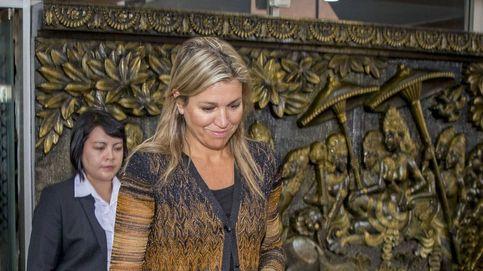Máxima de Holanda, una 'copiona' de estilo en su viaje a Indonesia