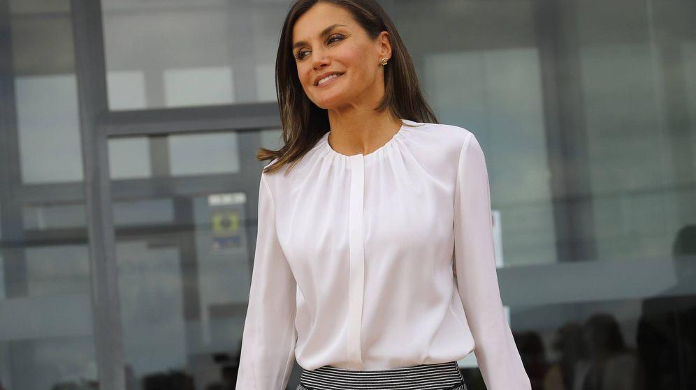 Foto: Hemos descubierto quién es la trendsetter preferida de la reina Letizia. (Cordon Press)