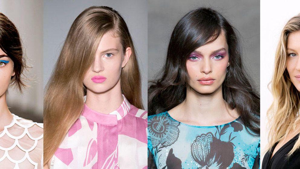 Cinco tendencias de belleza que te vamos a enseñar a copiar