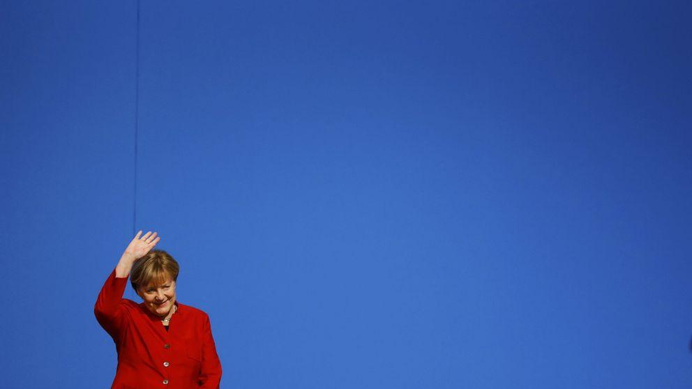 Merkel avisa que no todos los refugiados podrán quedarse en Alemania