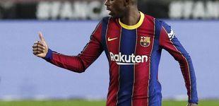 Post de Terremoto Dembélé: de causa perdida a exprimir su última oportunidad en el Barça