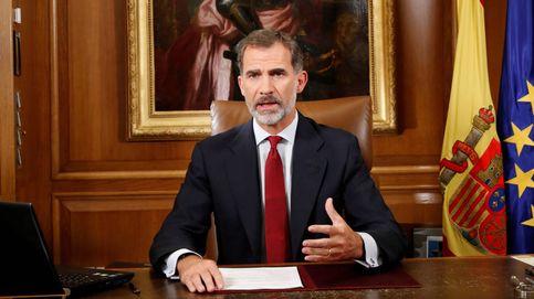 El Rey puede y debe instalar su residencia en Barcelona