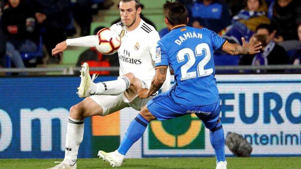 Foto: Gareth Bale no entra en los planes de Zidane, que quiere que se vaya cuanto antes. (EFE)