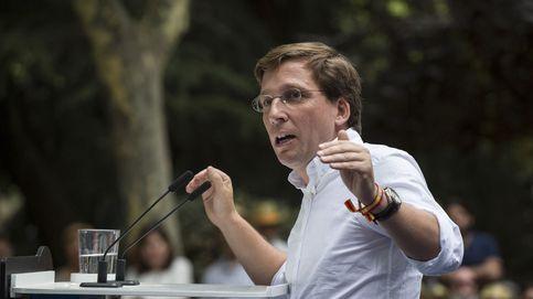 El PP exige a Carmena que prohíba el acto por incluir una corona del revés