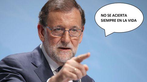 Frases de Rajoy en la Audiencia Nacional que puedes usar en la vida diaria