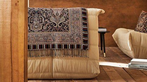 Gracias a las nuevas mantas de Zara Home desearás que llegue el otoño cuanto antes