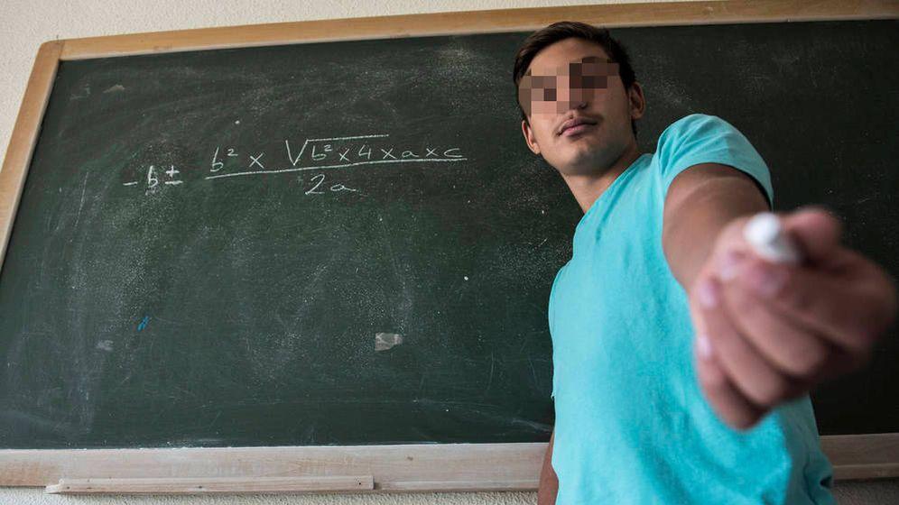 Foto: Juan es superdotado y ha conseguido la flexibilización a un curso superior. (Foto: Natalia Lázaro Prevost)