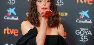 Post de La belleza de los Goya, paso a paso: del maquillaje glitter a las melenas chocolate