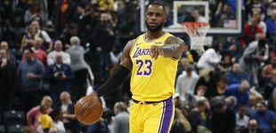 Post de El salto evolutivo de LeBron James: de anotador compulsivo a intérprete absoluto