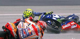 Post de Cuando Valentino Rossi volvió a ser el mejor de todos (también que Marc Márquez)