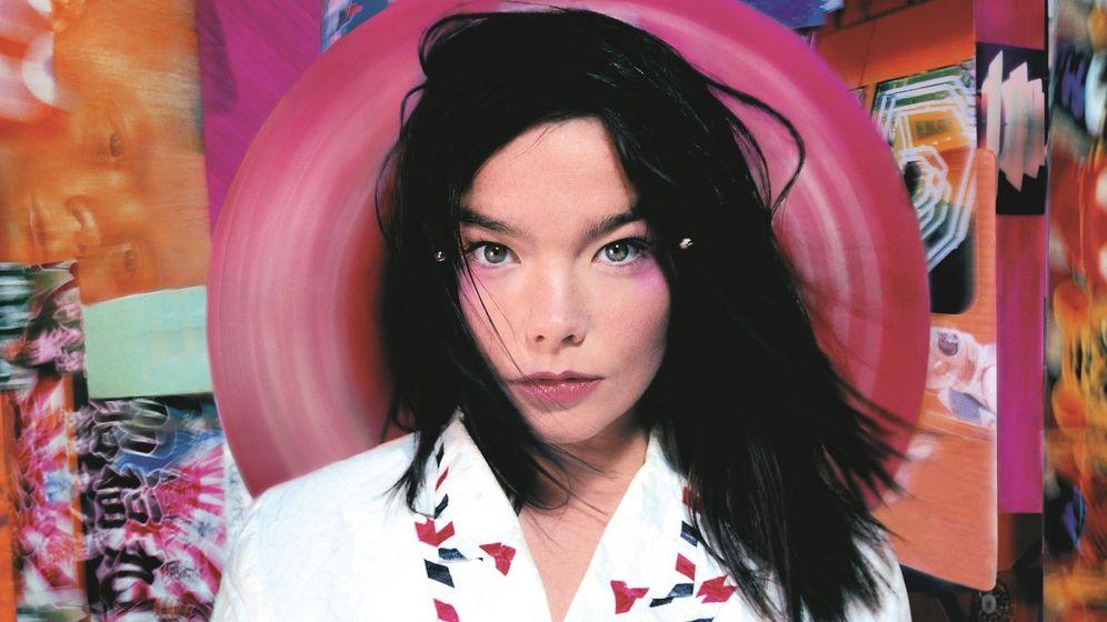 Foto: Una imagen de archivo de Björk