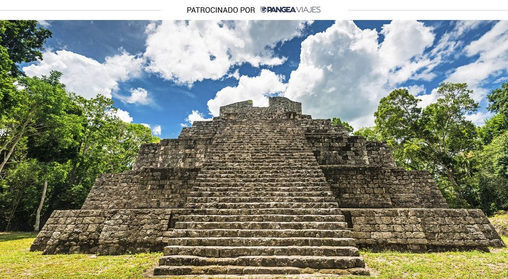 Foto: Ruinas de Tikal, en Guatemala. (iStock)