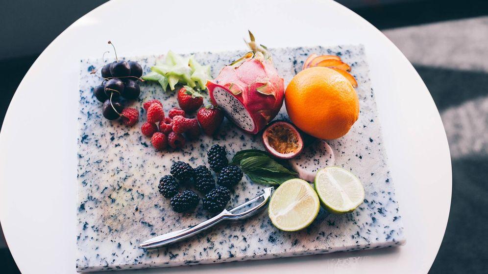 Foto: Frutas tropicales.