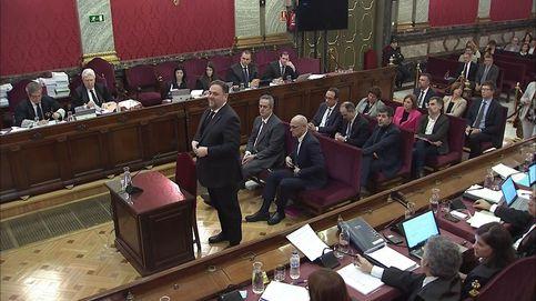 Directo | Los diputados presos catalanes entregan sus credenciales en el Congreso