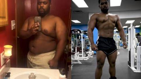 Los ejercicios con los que ha logrado adelgazar 45 kilos