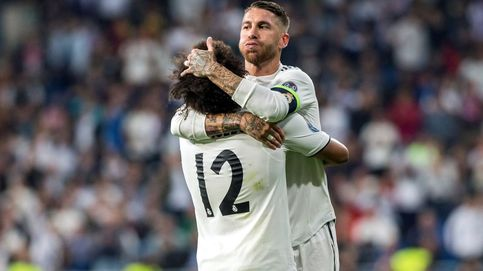 La rebelión de Sergio Ramos y Marcelo para salvar a Lopetegui ante el Barcelona
