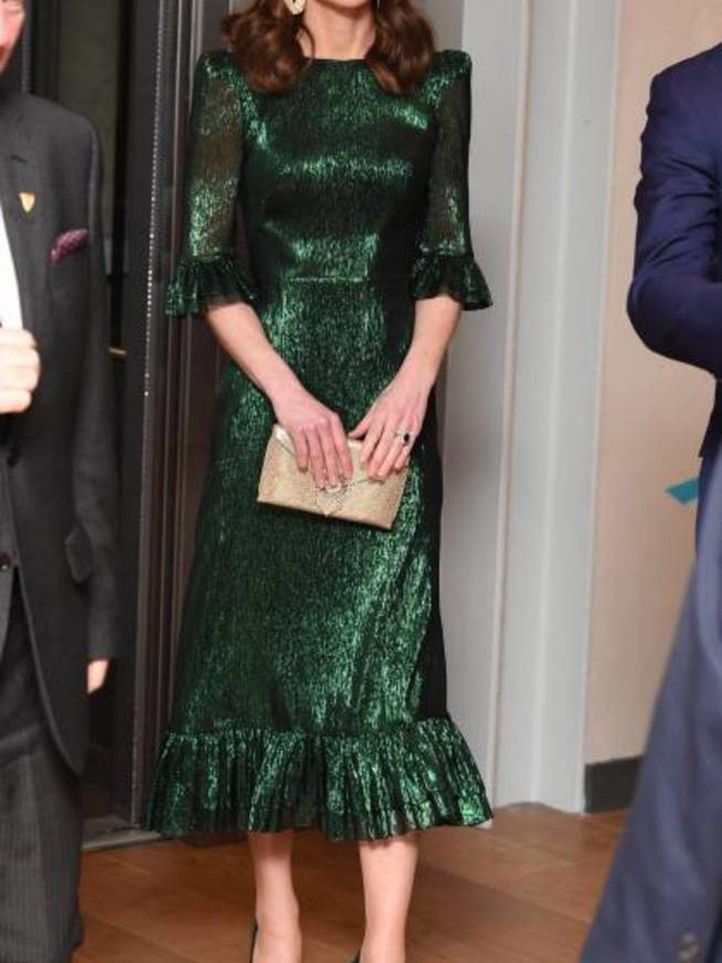 Kate Middleton. (Cordon Press)