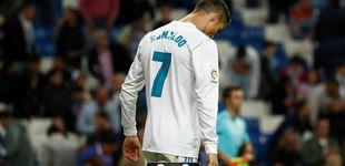 Post de El Real Madrid tiene un problema: Cristiano sigue peleado con el gol