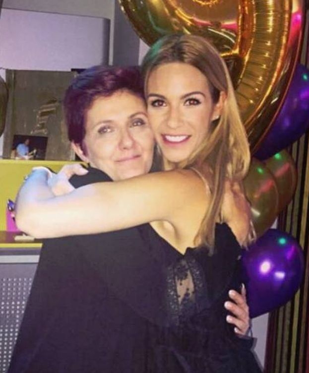 Foto: Tamara Gorro y su madre (Instagram)