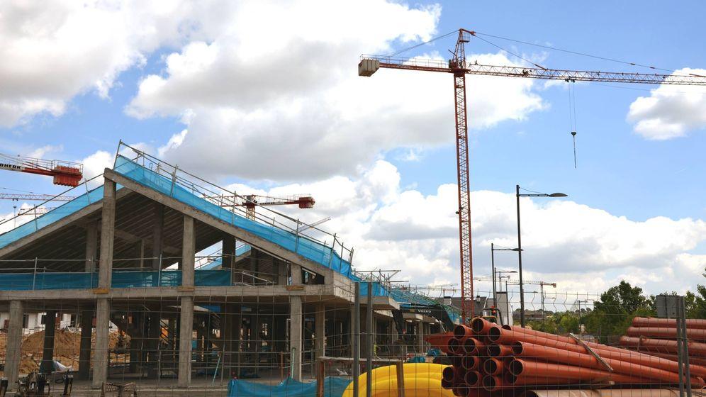 Los arquitectos piden al Gobierno el cierre temporal de las obras de construcción