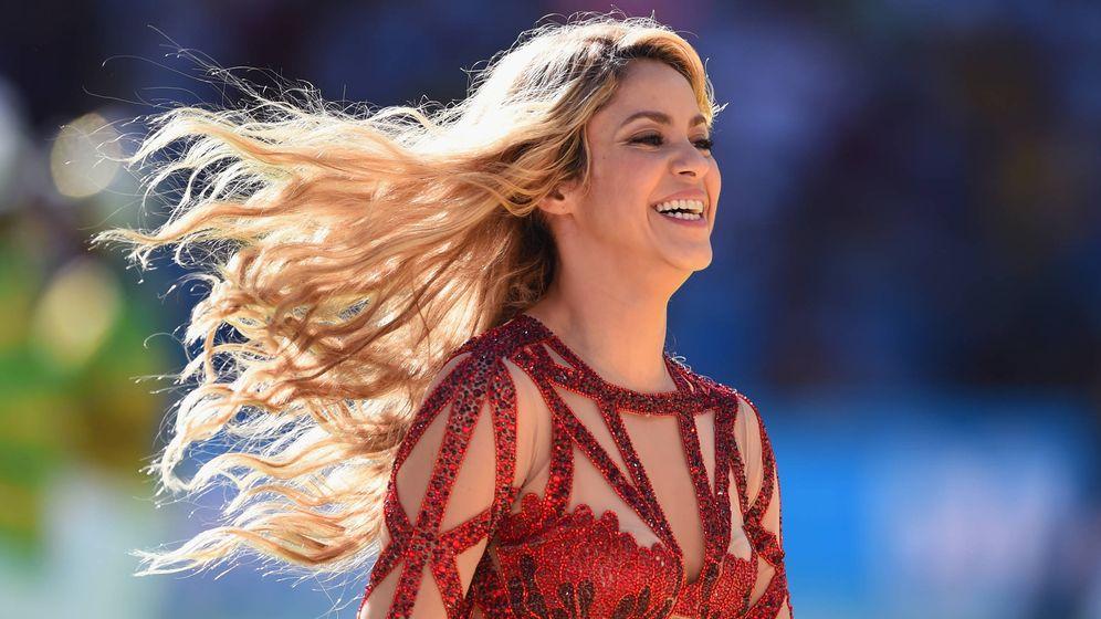 Foto: Shakira, comprometida con los más pequeños. (Getty)