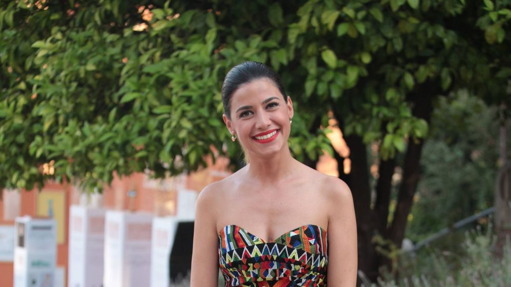Foto: La presentadora Ares Teixidó en una imagen de archivo. (Gtres)