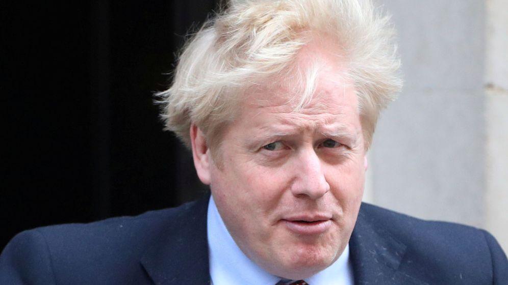 Foto: Foto de archivo de Boris Johnson. (Reuters)