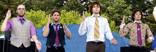 Foto: OK Go regresa con otro vídeo para batir records en Youtube