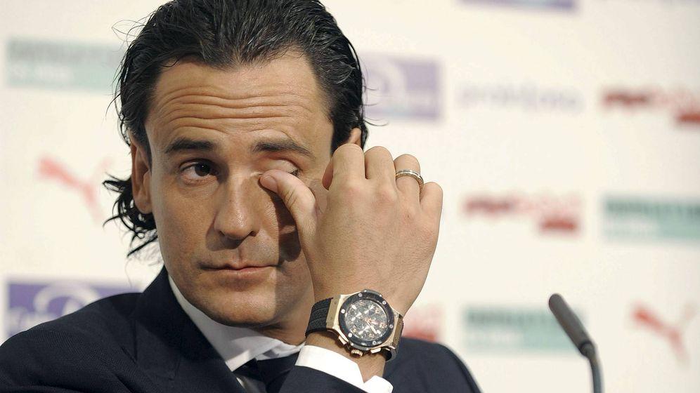 Foto: El exjugador de Atlético y Real Madrid, entre otros, ha criticado con dureza a Pablo Iglesias. (EFE)