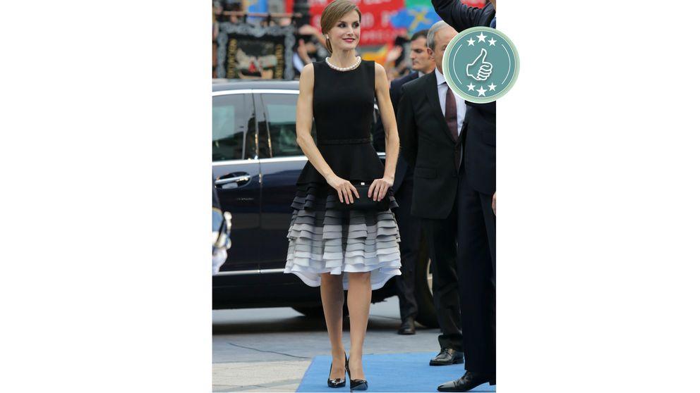 De la Reina Letizia a Maribel Verdú: las mejor y peor vestidas de los Premios Princesa de Asturias