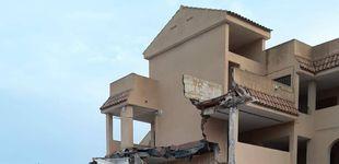 Post de Tres personas atrapadas, una localizada viva, en un derrumbe en Peñíscola