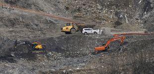Post de La Ertzaintza detiene a tres directivos por el derrumbe del vertedero de Zaldibar