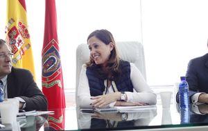 """Rosa Romero, alcaldesa de Ciudad Real: """"Sobran muchos políticos"""""""
