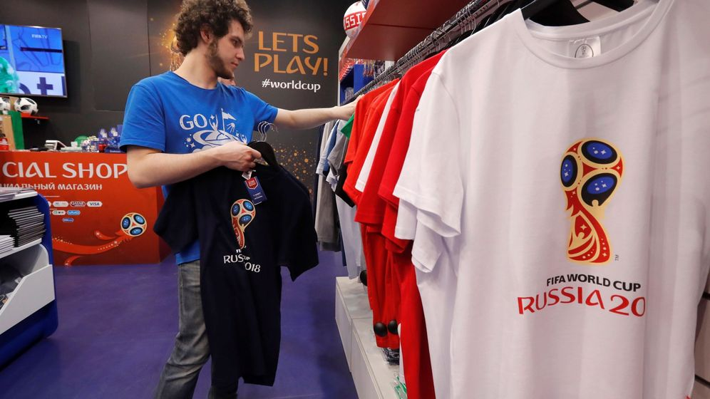 Historia y curiosidades de las camisetas del Mundial  gafes y cambios  inesperados da5790a8def80