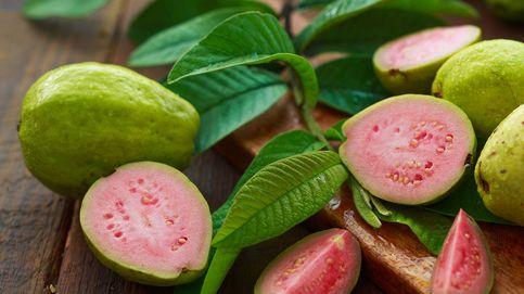 Guayaba, una fruta rica en vitamina C y antioxidantes