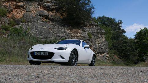 Mazda MX5 RF, el placer de conducir en estado puro y por un precio accesible