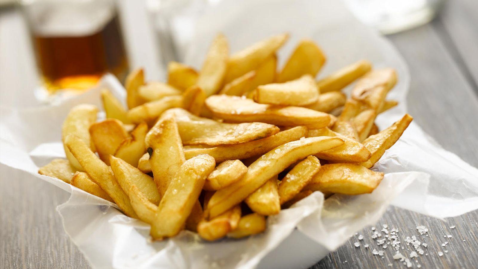 Recetas: Cómo hacer las patatas fritas perfectas