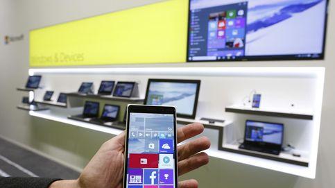Microsoft se carga Windows 10 en móviles: nada de usar 'apps' de Android