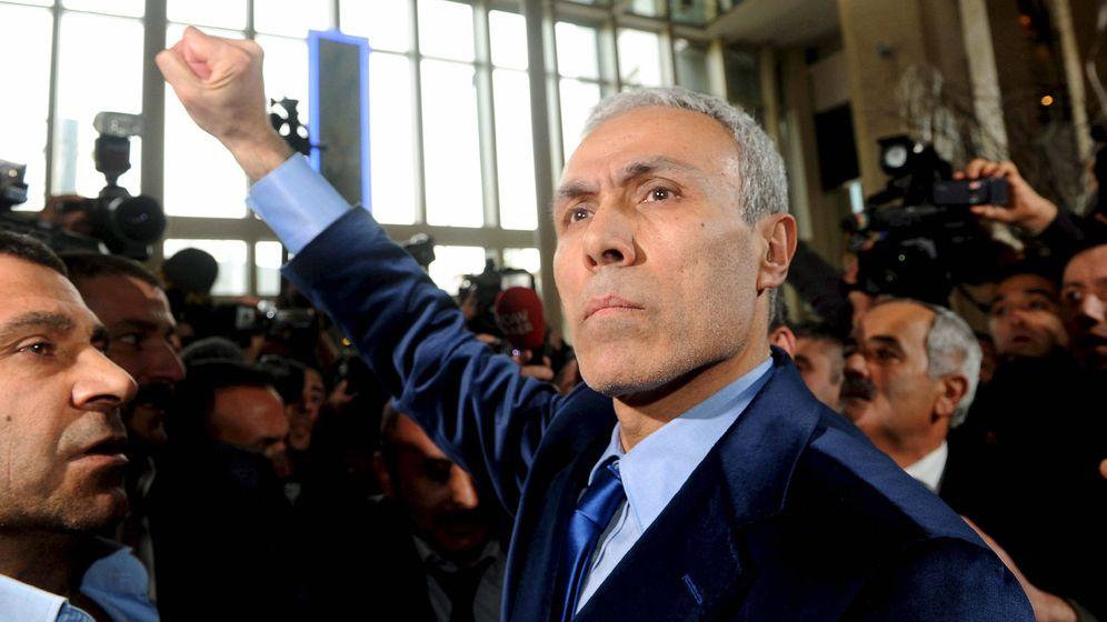 Foto: Mehmet Ali Agca, excarcelado en Turquía en 2010 (EFE)