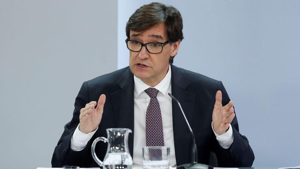 Illa insta a Torra a convocar elecciones y a dejar atrás su Govern agotado