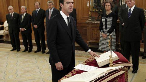 Rajoy no ha asignado aún las funciones de Soria a otro ministerio